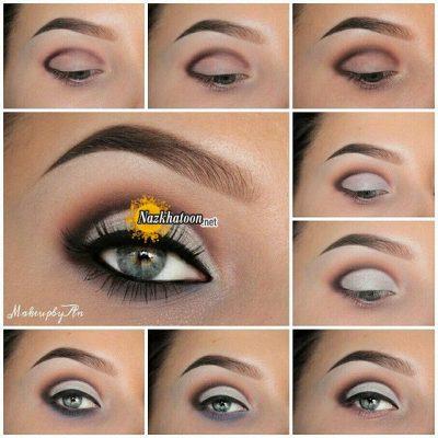 آرایش چشم – ۴۰۸