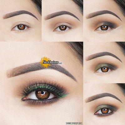 آرایش چشم – ۴۰۹