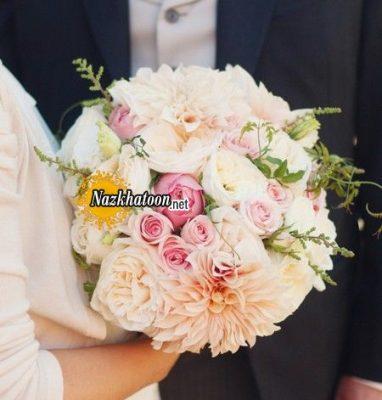 مدل دسته گل عروس – ۴۲