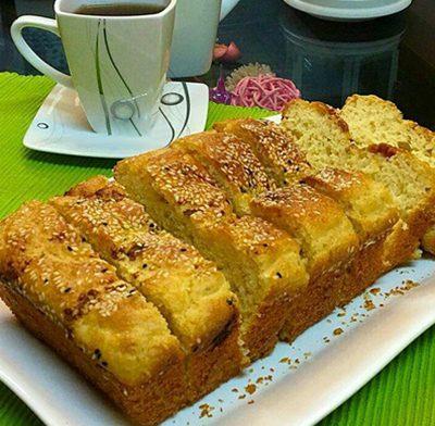 روش تهیه کیک نمکی