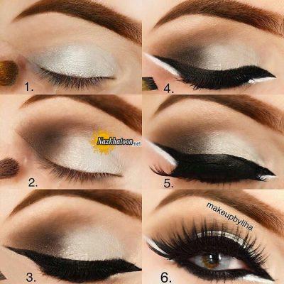 آرایش چشم – ۴۱۷