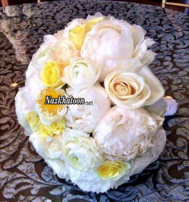 مدل دسته گل عروس – ۴۳