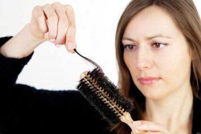 علل ریزش مو در زمان باردار