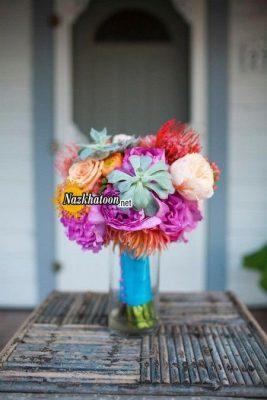 مدل دسته گل عروس – ۴۴