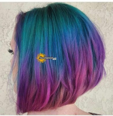 رنگ مو – ۷