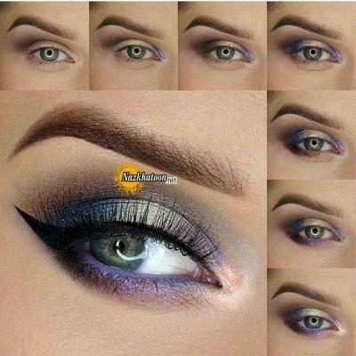 آرایش چشم – ۴۱۸