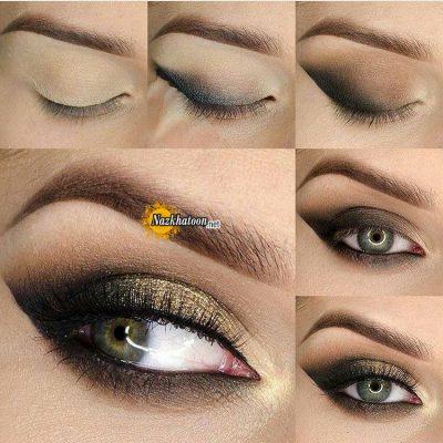 آرایش چشم – ۴۲۱
