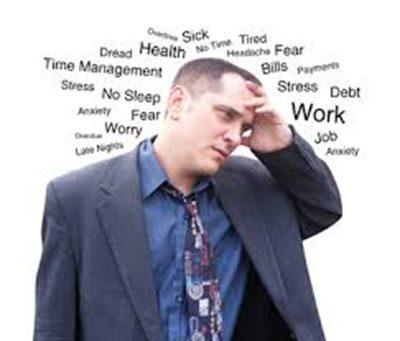 اضطراب یک پدیده رفتاری