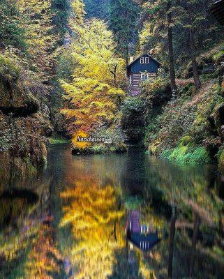 عکس های دیدنی طبیعت – ۷