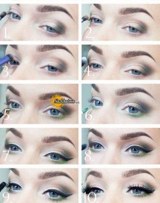 آرایش چشم – ۴۳۲