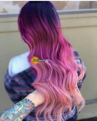 رنگ مو – ۱۲