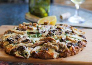 روش تهیه کاناپس قارچ غذایی ایتالیایی