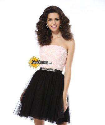 مدل لباس مجلسی کوتاه – ۱۴۷
