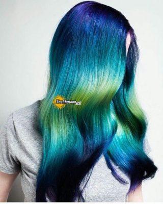 رنگ مو – ۸