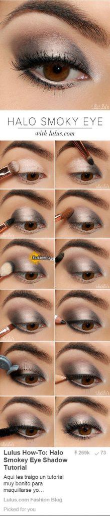 آرایش چشم – ۴۲۹