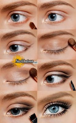 آرایش چشم – ۴۳۴