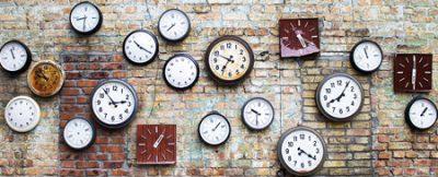 گنگ شدن زمان با دقیق تر شدن ساعت