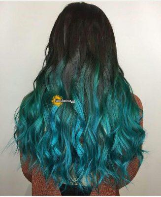 رنگ مو – ۱۷
