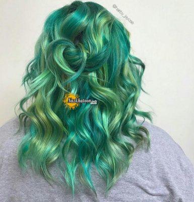 رنگ مو – ۱۶