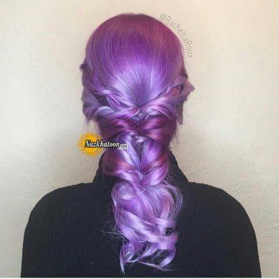 رنگ مو – ۱۸