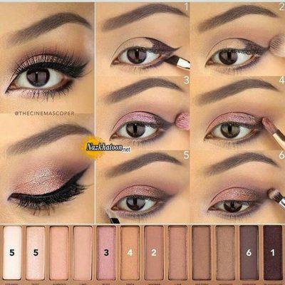 آرایش چشم – ۴۵۲