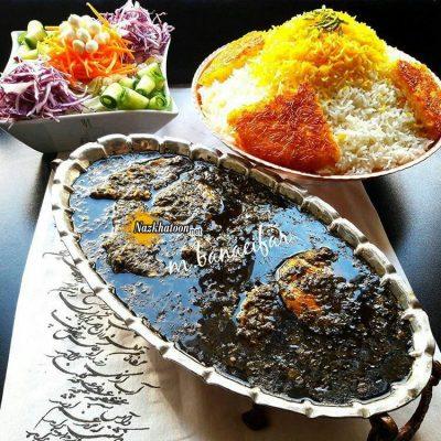 تصاویر غذاهای خوشمزه ایرانی