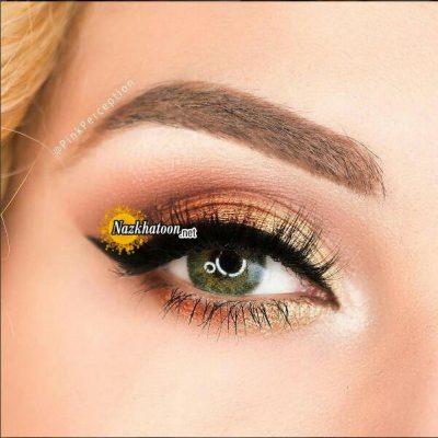 آرایش چشم دخترانه شیک و جدید