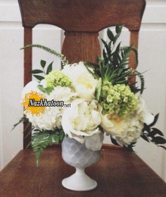 مدل دسته گل عروس – ۴۵