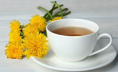 مصرف چای قاصدک برای سرطان