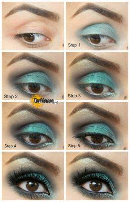 آرایش چشم – ۴۶۲