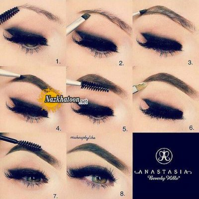 آرایش چشم – ۴۶۴