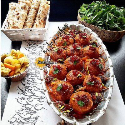 غذاهای خوشمزه ایرونی