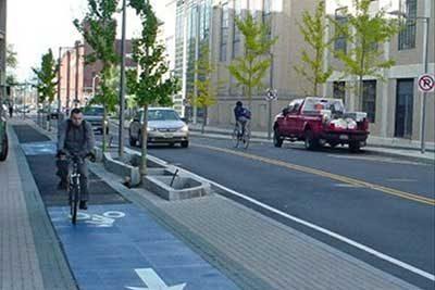 کاهش استرس با دوچرخه سواری