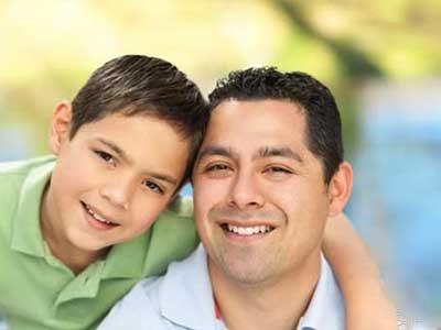 حرف های مردانه پدر و پسری