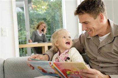 خاصیت شعر خواندن برای بچهها