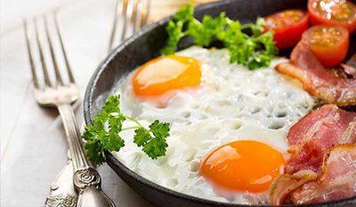 هر چیزی که با مصرف تخم مرغ در بدن رخ میدهد
