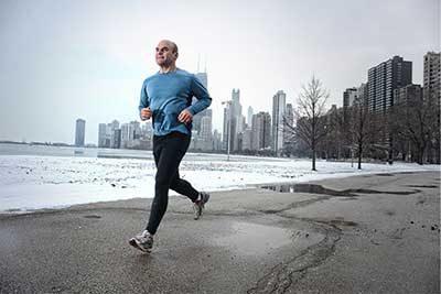 چند فایده دویدن با سرعت کم