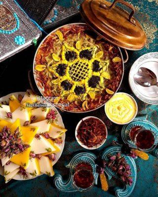 انواع غذای ایرانی خوشمزه – ۷