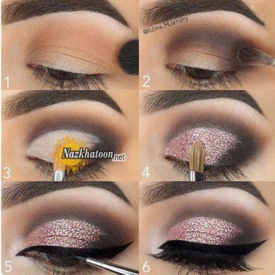 آرایش چشم –۴۷۴