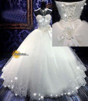مدل لباس عروس – ۱۷۶
