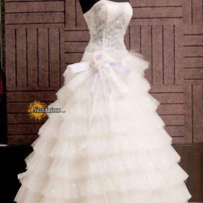 مدل لباس عروس – ۱۷۷