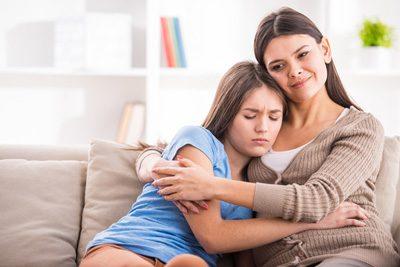 حرف هایی که ممکن است فرزندان به دلیل ترس و اضطراب نتواند به شما بگوید