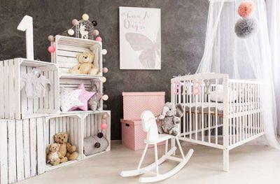 نکاتی برای دکوراسیون اتاق نوزاد