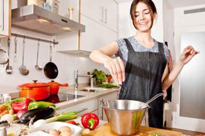 با خطاهای رایج آشپزی آشنا شوید