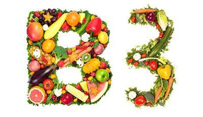 چه مقدار ویتامین B3 برای بدن لازم است