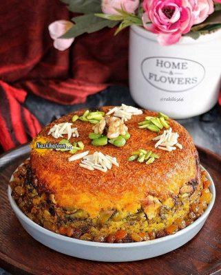 انواع غذای ایرانی خوشمزه – ۱۳