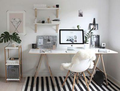 نکاتی برای دکوراسیون اتاق کار در خانه