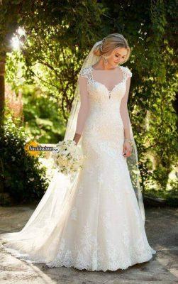 مدل لباس عروس – ۱۸۵