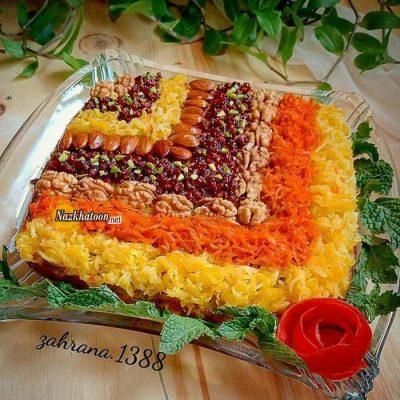 انواع غذای ایرانی خوشمزه – ۱۸