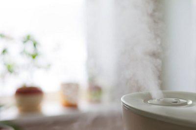 مرطوب کردن هوای خانه بدون دستگاه